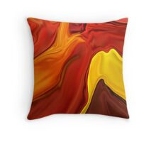 Like Satin Throw Pillow