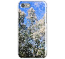 Cloud Of White By Matthew Lys iPhone Case/Skin