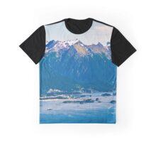 Alaska Mountains Graphic T-Shirt