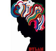 Bob Dylan icon Photographic Print