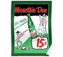 Mountain Dew Ad Poster