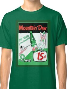 Mountain Dew Ad Classic T-Shirt