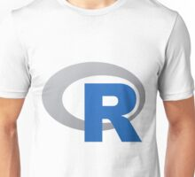 R Programming Language Unisex T-Shirt