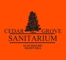 Cedar Grove Sanitarium  Kids Clothes