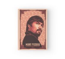 Manny Pacquiao Portrait Hardcover Journal