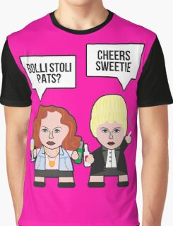 Absolutely Fabulous Sweetie! Graphic T-Shirt