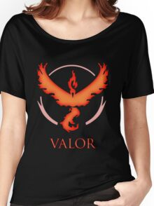 Team Valor | Pokemon GO Women's Relaxed Fit T-Shirt