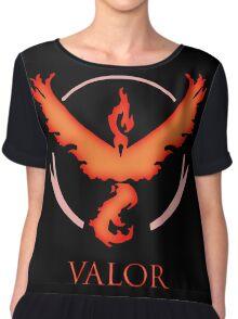 Team Valor | Pokemon GO Chiffon Top