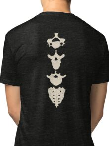 Parts of The Spine Tri-blend T-Shirt