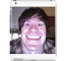 adam yung iPad Case/Skin