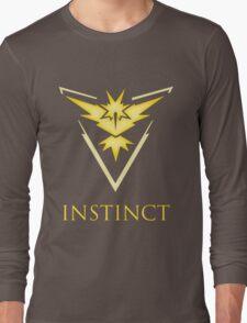 Team Instinct | Pokemon GO Long Sleeve T-Shirt