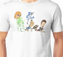 Ultimate Cartoon Mashup Unisex T-Shirt