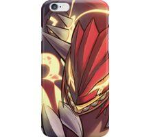 OMEGA RUBY iPhone Case/Skin