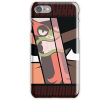 A Samurai named Jack iPhone Case/Skin