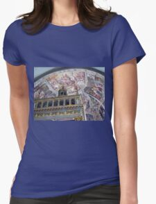 High Altar of St. John in Lateran Womens Fitted T-Shirt