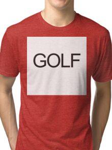 flogolf Tri-blend T-Shirt