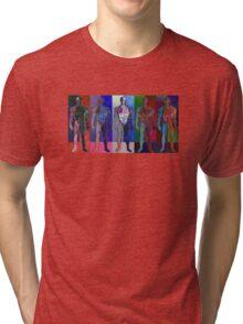 The Human Body Tri-blend T-Shirt