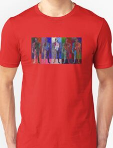 The Human Body Unisex T-Shirt