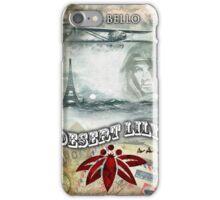 Desert Lily iPhone Case/Skin