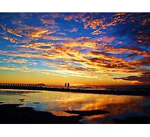 Sunset Supreme Photographic Print