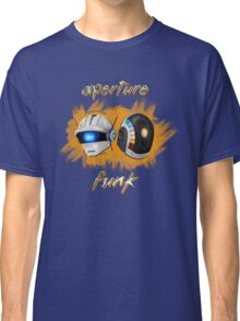 Aperture Funk - Orange Classic T-Shirt