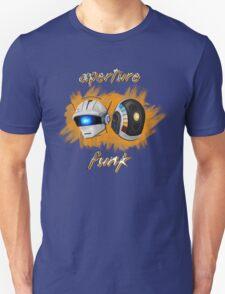 Aperture Funk - Orange Unisex T-Shirt
