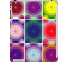 Psychedelic Circles iPad Case/Skin