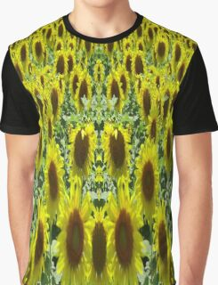 Field Full of Sunshine Graphic T-Shirt