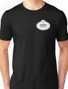 Chris From Orlando Unisex T-Shirt