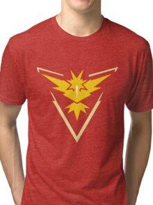 Pokémon Team Instinct - Zapdos Tri-blend T-Shirt