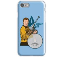Boldly Go iPhone Case/Skin