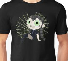 Cute Spider Girl Unisex T-Shirt