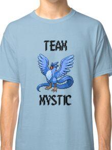 Pixelated Team Mystic Classic T-Shirt