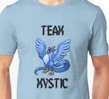 Pixelated Team Mystic Unisex T-Shirt