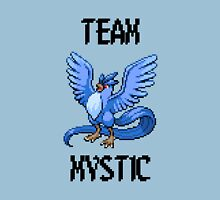 Pixelated Team Mystic Unisex T-Shirt