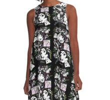 Midnite midsumma black A-Line Dress