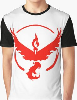 Team Valor - Pokemon Go Graphic T-Shirt