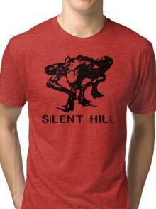 Hanged Scratcher Tri-blend T-Shirt