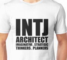 INTJ Architect Introvert Unisex T-Shirt