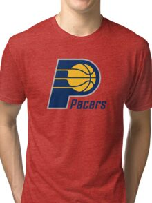 Indiana Pacers Tri-blend T-Shirt