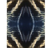 Black Abstract Photographic Print