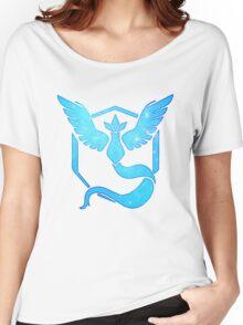 Team Mystic   Pokemon GO Women's Relaxed Fit T-Shirt