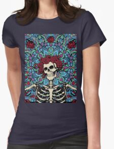 Grateful Dead Womens Fitted T-Shirt