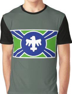 United Citizen Federation Flag Graphic T-Shirt
