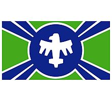 United Citizen Federation Flag Photographic Print