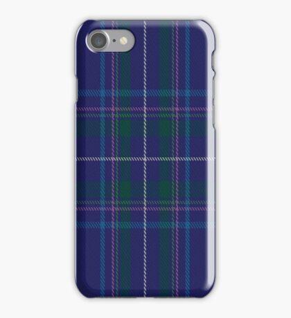 02143 Visit Scotland Tartan  iPhone Case/Skin