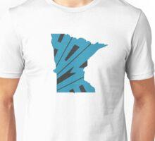 Minnesota HOME state design Unisex T-Shirt