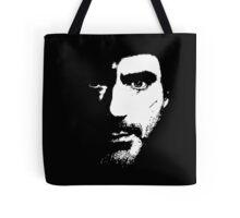 SHerlock Face fades Tote Bag