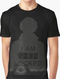 are u Sherlock? Graphic T-Shirt