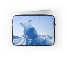 Wilhelmina Bay Antarctica  Laptop Sleeve